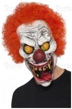 Bad clown mask