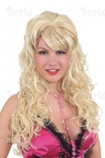 Blondinės perukas