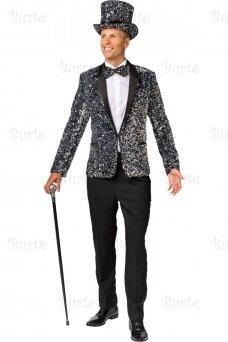 Пиджак в стиле диско