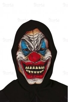 Clown scary mask