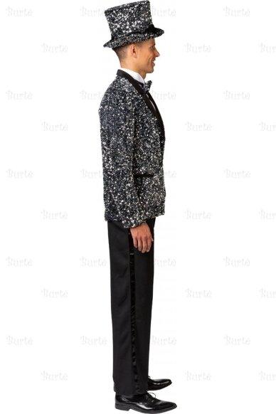 Пиджак в стиле диско 2
