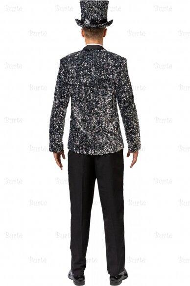 Пиджак в стиле диско 3