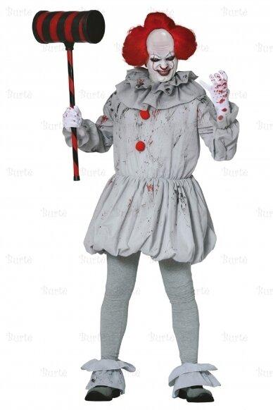 Blogojo klouno kostiumas