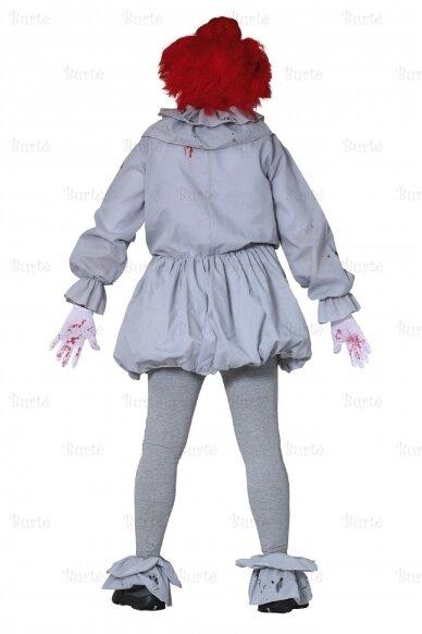 Blogojo klouno kostiumas 2