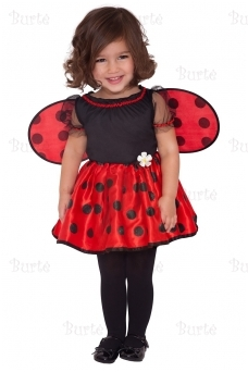 Children's Costume Little Ladybug