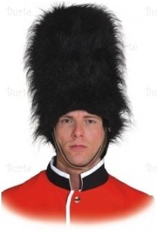 Britų sargybinio (kareivio) kepurė