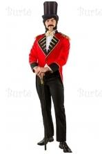 Cirko direktorius kostiumas