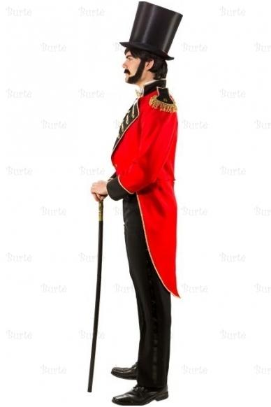 Cirko direktorius kostiumas 2