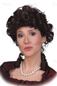 Brown Historical Wig