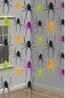 "Decorations ""Spiders"""