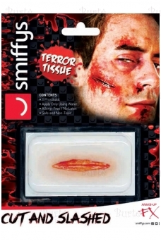 Cut & Slashed Wound