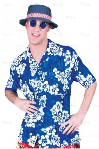 Havajiečio marškiniai