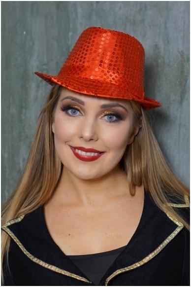 Disko skrybėlė 2