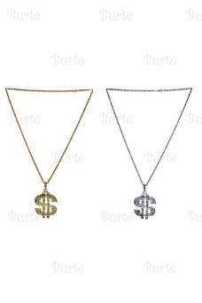 Медальон-значок доллара