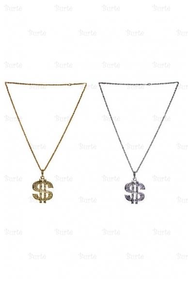 Медальон-значок доллара 3