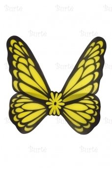 Yellow Butterfly's Wings