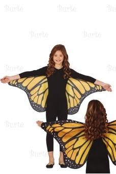 Child butterfly wings