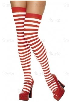 Opaque Hold-Ups, Red & White