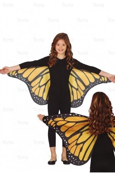 Drugelio sparnai (dideli) 2