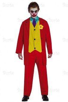 Džokerio kostiumas
