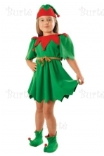 Elfės suknelė