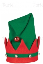 Elf Hat with bells