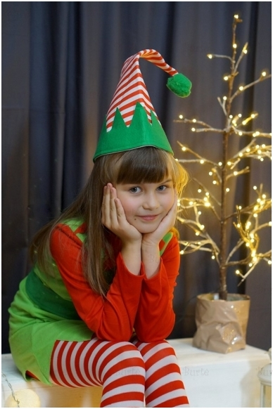 Kid's Elf Instant Kit 3