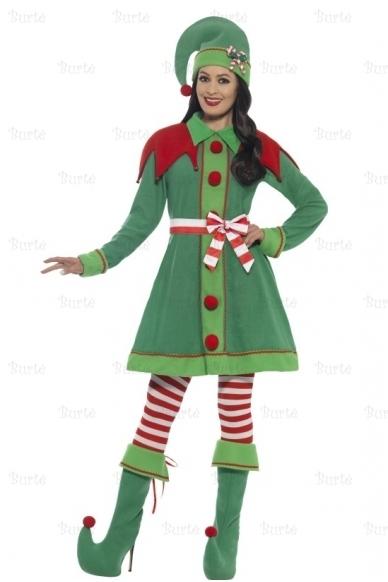 Elfės kostiumas