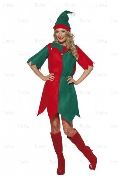 Miss Elf Costume