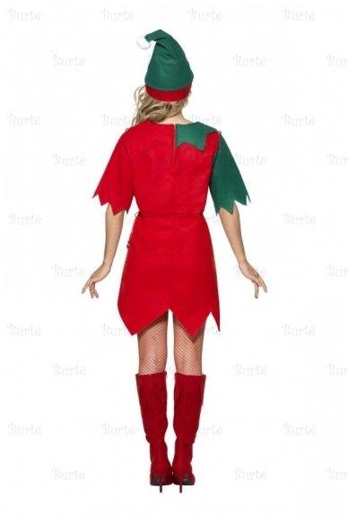 Miss Elf Costume 2