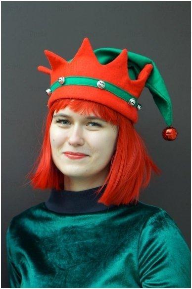 Elfo kepurė 2