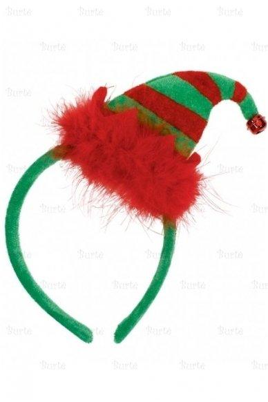 Elfo kepurė su lankeliu 2