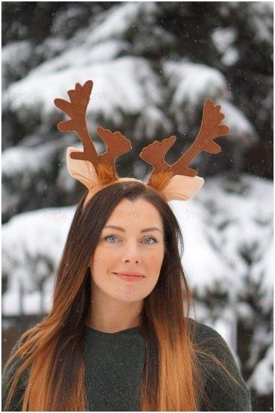 Reindeer costume 2