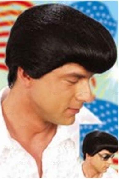 Elvio perukas