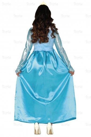 Frost princess costume 2