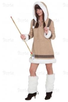 Eskimės kostiumas