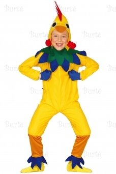 Child chick costume