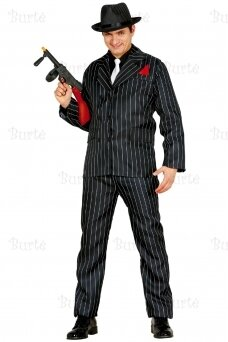 Vintage Gangster Boss Costume