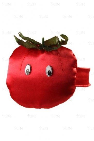 "Galvos papuošalas ""Pomidoras"""