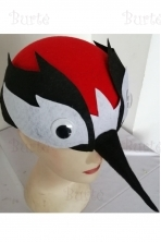 Woodpecker hat