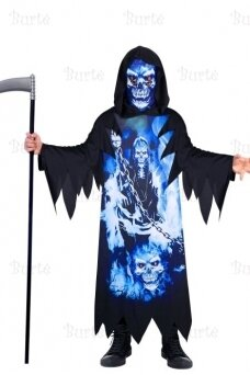 Teen Costume Soul Taker Age