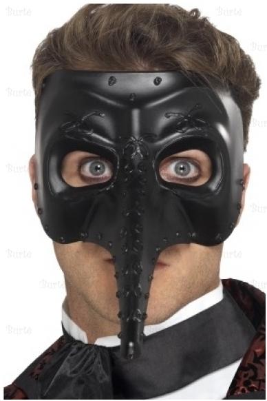 Gotikinė vyriška kaukė