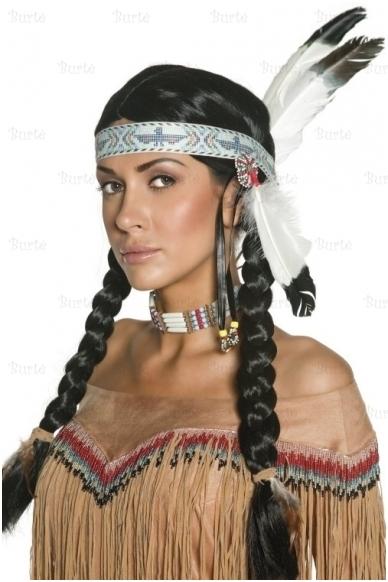 Indėnės perukas, Indėno perukas