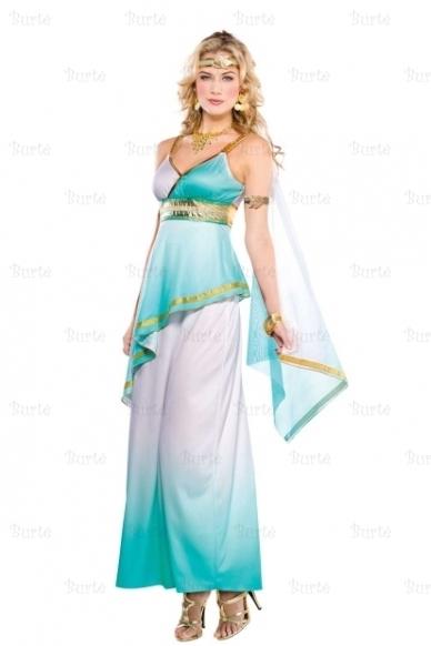 Graikų deivės kostiumas