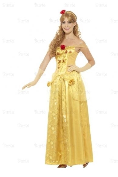 Gražuolės suknelė 2