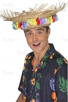 Гавайская шляпа