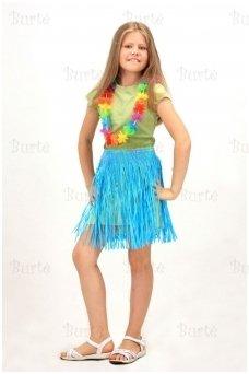 Гавайская юбка для детей