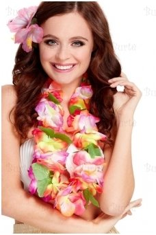Гавайская гирлянда