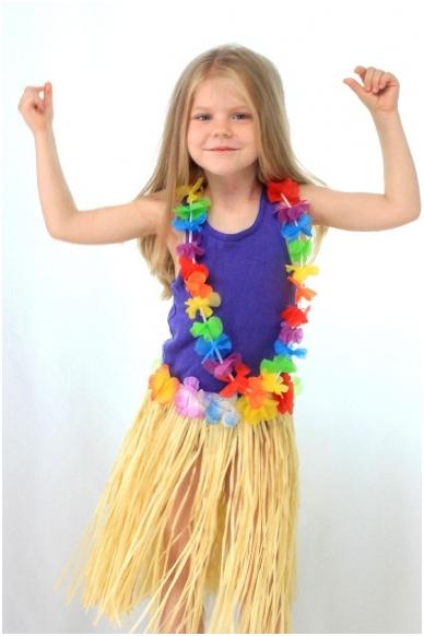 Гавайская гирлянда 3