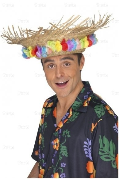 Havajietiška skrybėlė